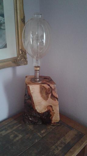 Chestnut Edison Lamp