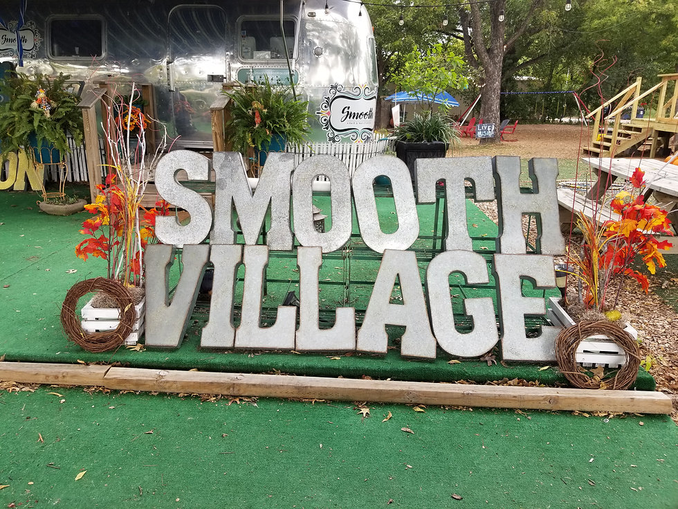 Smooth Village Letter Sign.jpg