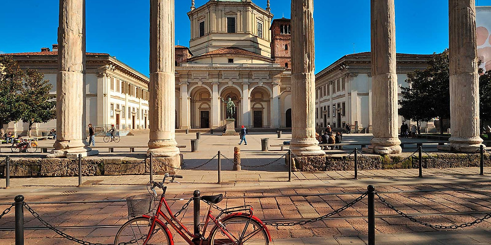 18/04 - 11:00 Visita Guidata alla Magnifica Basilica di San Lorenzo (DA CONFERMARE)