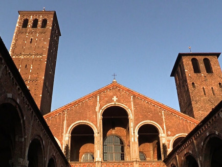 Milano, Basilica di Sant'Ambrogio: storia, curiosità e informazioni