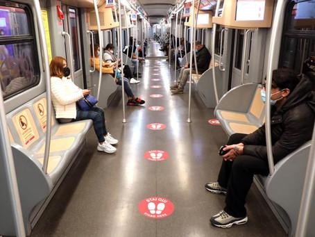 Mezzi di trasporto, ecco le nuove regole per la Fase 3