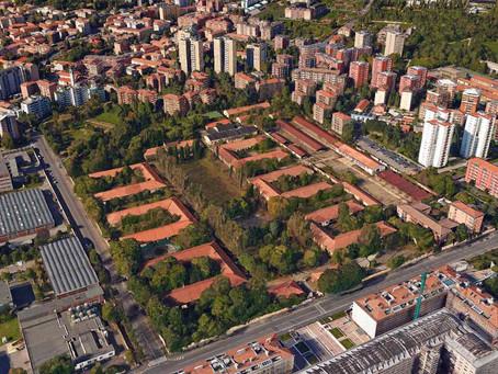 A Milano l'ex caserma Mameli diventerà un parco urbano con attività commerciali e nuovi appartamenti