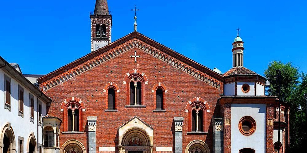 10:00 - 18/04 - Visita Guidata - Basilica di S.Eustorgio e Cappella Portinari