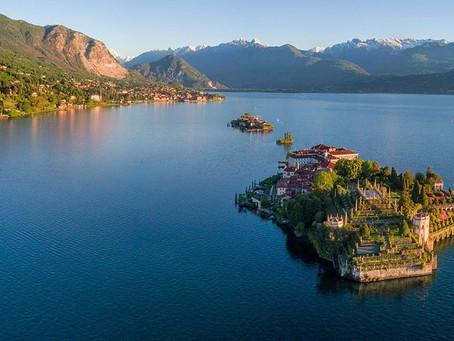 """Una passerella di 400 metri per """"passeggiare"""" sul Lago Maggiore: il progetto"""