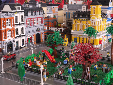 L'imperdibile mostra I LOVE LEGO a Milano, tra opere d'arte e città di mattoncini