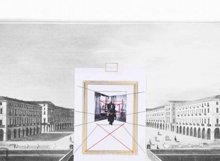 Alla Galleria Christian Stein continua la splendida mostra dedicata a Giulio Paolini