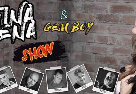 Cristina D'Avena & Gem Boy live a Milano!