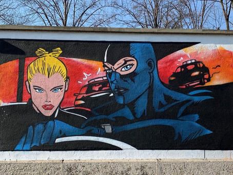 Tra Valentina e Diabolik, a Milano nasce un distretto dedicato al fumetto