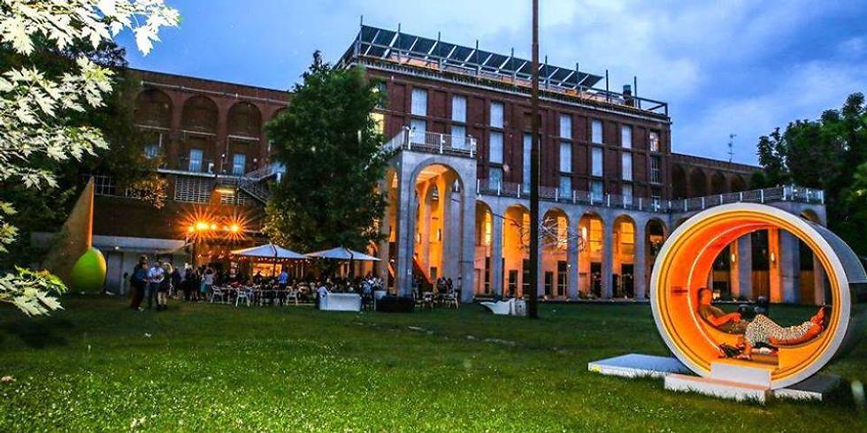 Giardino della Triennale Milano - L'Aperitivo-Evento
