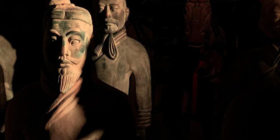 "04/04 - 17:30 - La splendida mostra ""L'Esercito di Terracotta"" - Visita Guidata"