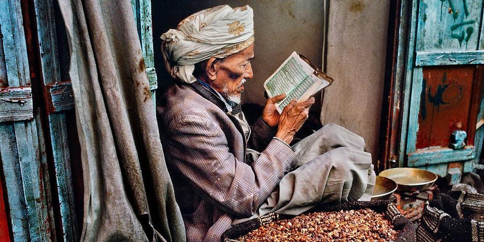 "La Splendida mostra di Steve McCurry ""Leggere"" - Visita Guidata"