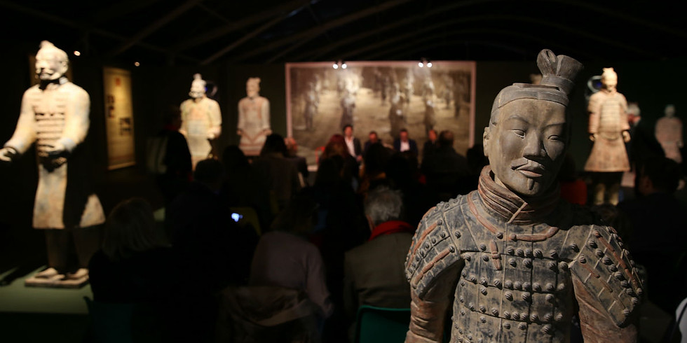 "21/03 - La splendida mostra ""L'Esercito di Terracotta"" - Visita Guidata"