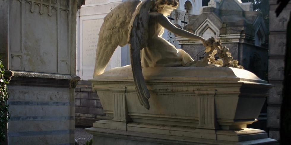 21/03 - Visita Guidata al Cimitero Monumentale - Secondo Turno