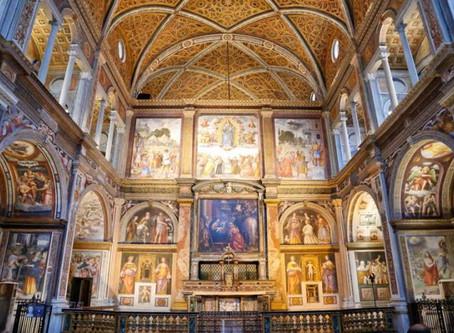 Ha finalmente riaperto al pubblico San Maurizio al Monastero Maggiore