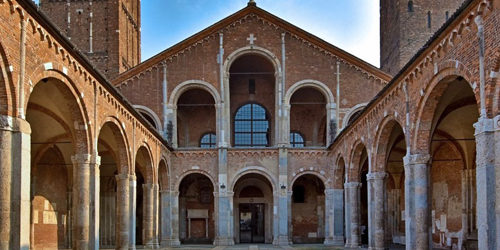 Visita Guidata: la Basilica di Sant'Ambrogio e la Milano Romana - 7 febbraio
