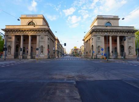 Le foto della Milano deserta nel periodo del lockdown: la mostra