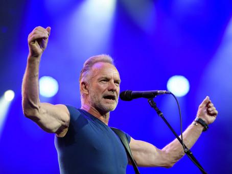 Il concerto-evento di Sting a Milano