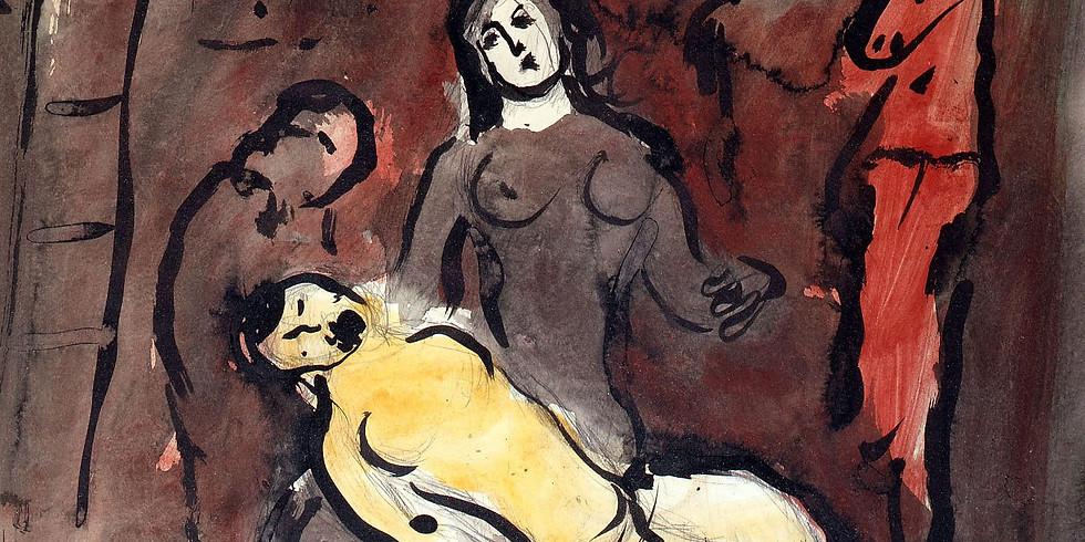 """12:00 - 18/04 - Visita Guidata alla splendida mostra """"Gauguin Matisse Chagall"""""""