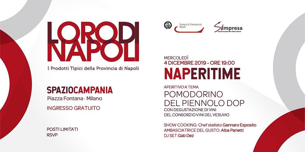 """Degustazione Gratuita """"Loro di Napoli"""" - Free Wine & Aperitivo"""