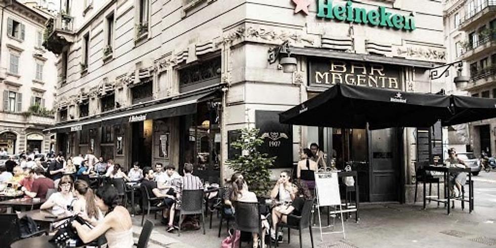 L'Open Spritz al Bar Magenta - Estate 2020