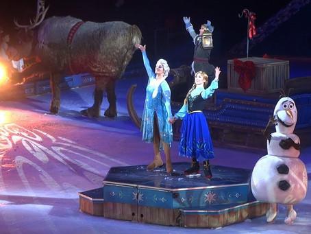 Disney On Ice - Frozen arriva a Milano tra spettacolo ed emozioni