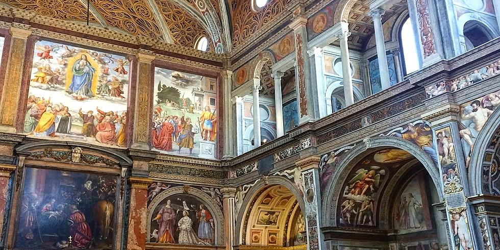 Visita Guidata alla Chiesa di San Maurizio e alle Torri Medievali
