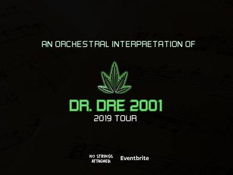 """""""2001"""" di Dr.Dre reinterpretato da un'Orchestra a Milano"""