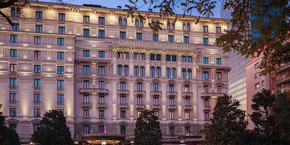 Hotel Principe di Savoia - Milano Fashion Week 2020 Party