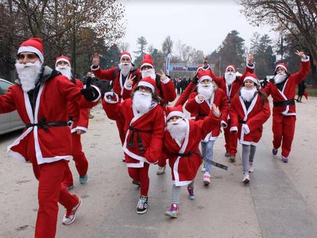 Torna la Babbo Running, la corsa solidale dei babbi Natale: tutte le informazioni