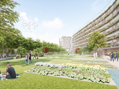Lambrate cambia volto con nuove case, servizi e tanto verde: il progetto