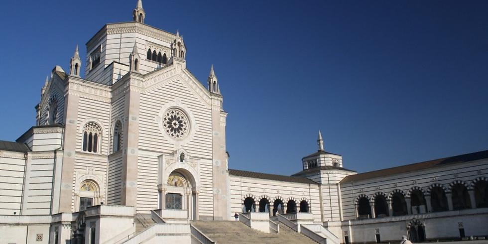 Visita Guidata al Cimitero Monumentale di Milano - Nuova data 2 febbraio ore 10:00