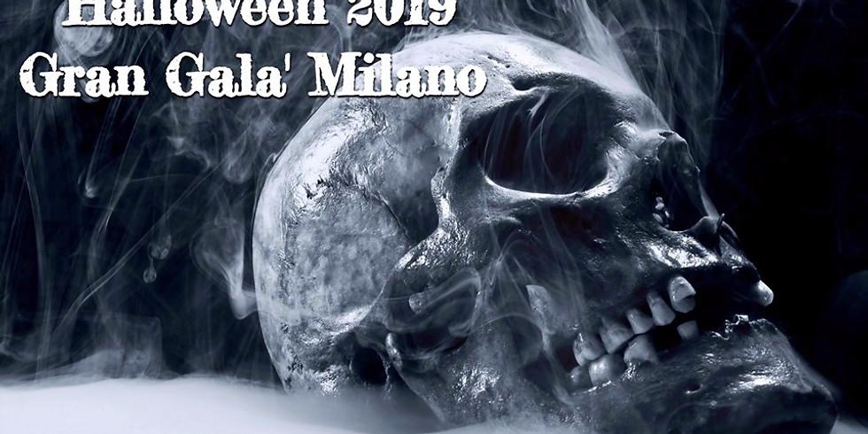 Il Gran Galà di Halloween 2019 a Milano