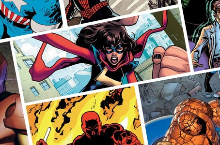 A Milano si terrà una mostra dedicata ai supereroi della Marvel