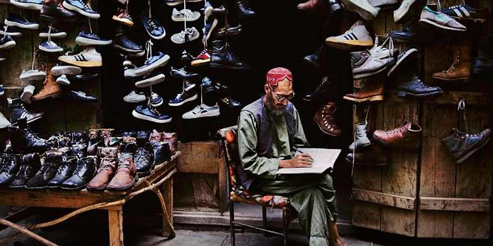 """La Splendida mostra di Steve McCurry """"Leggere"""" - Visita Guidata - Nuovo Turno"""
