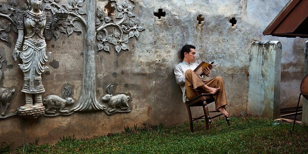 "18:45 - 05/04 - La Splendida mostra di Steve McCurry ""Leggere"" - Visita Guidata"
