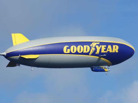 L'iconico dirigibile Goodyear volerà sopra Milano a metà luglio