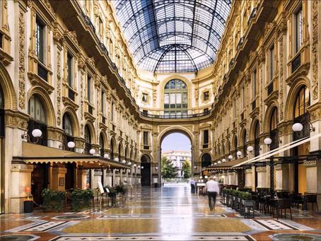 Bric's e Pinko apriranno in Galleria Vittorio Emanuele