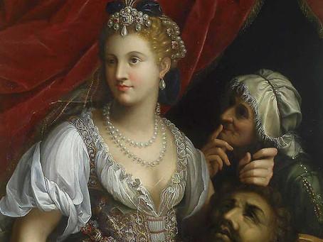 """A Milano continua la splendida mostra """"Le Signore dell'Arte. Storie di donne tra '500 e '600"""""""