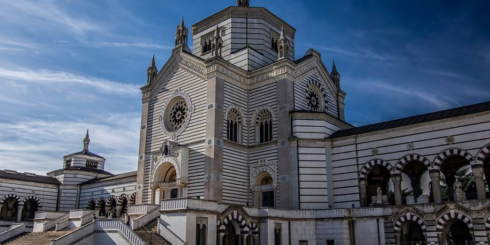Il Magnifico Cimitero Monumentale di Milano - La Visita Guidata