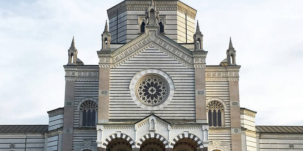 12:40 - 15/03 - Visita Guidata al Cimitero Monumentale di Milano