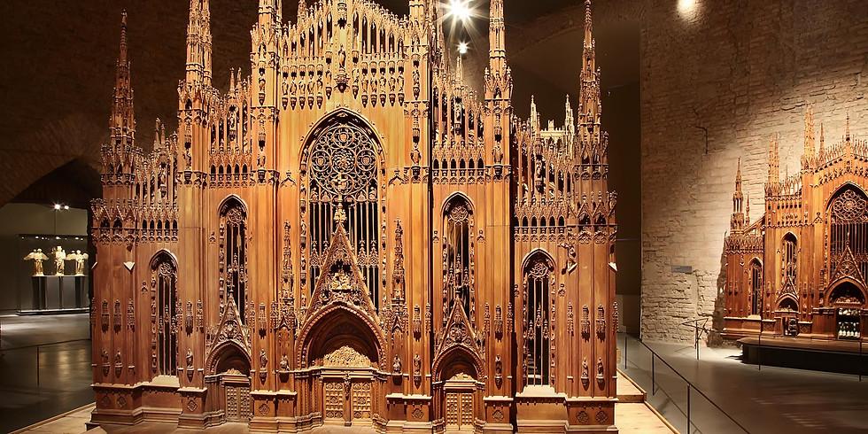 """13:00 - 12/04 - Visita Guidata """"Il Duomo e il suo Museo"""""""
