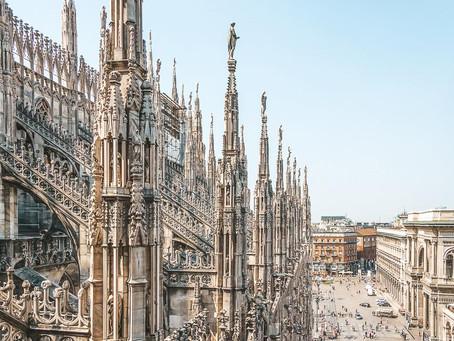 Le terrazze del Duomo di Milano aprono al pubblico fino alle 22