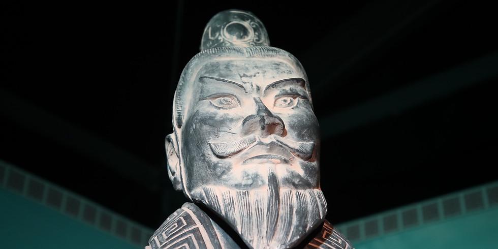 "La splendida mostra ""L'Esercito di Terracotta"" - Visita Guidata - 8 febbraio h17:30"