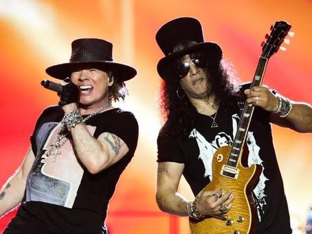 I Guns N' Roses saranno in concerto a Milano nel 2022