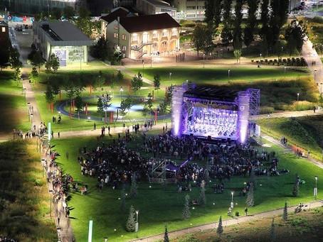 """Torna il """"Back to the City Concert"""" alla Biblioteca degli Alberi di Milano"""