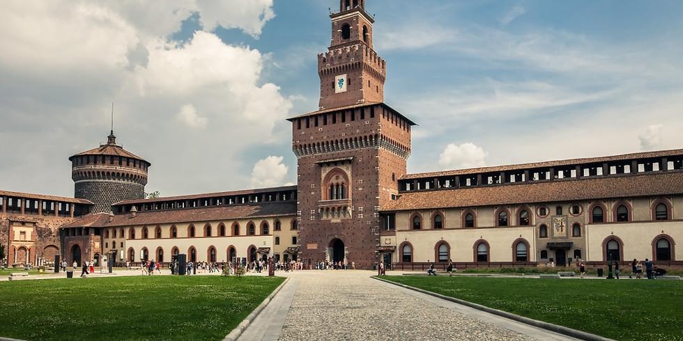 11:00 - 29/03 - Visita Guidata: Castello Sforzesco e Mostra su Leonardo