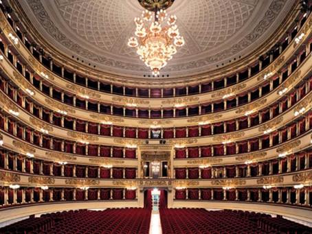 La Scala di Milano ha organizzato un concerto dedicato ai più piccoli per festeggiare il 2021