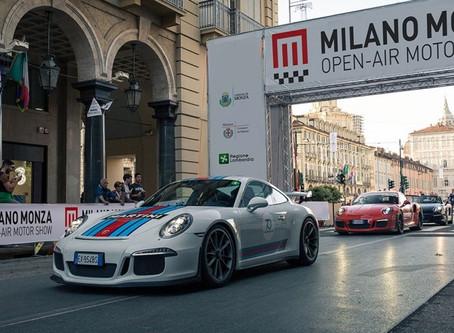 Milano Monza Open-Air Motor Show: dal Duomo al Castello Sforzesco, l'evento si trasferisce in città