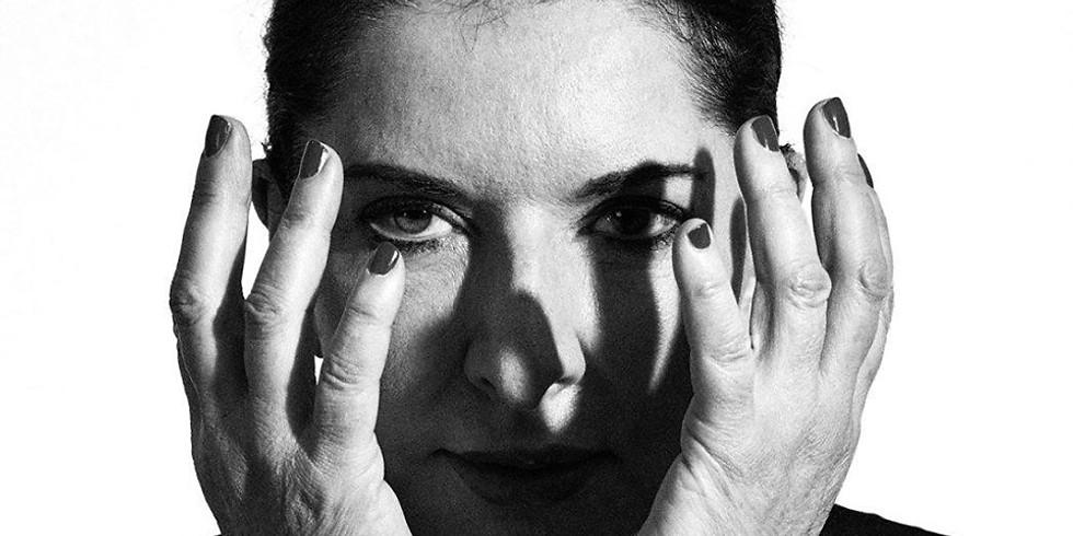 La fantastica mostra di Marina Abramovic con visita guidata