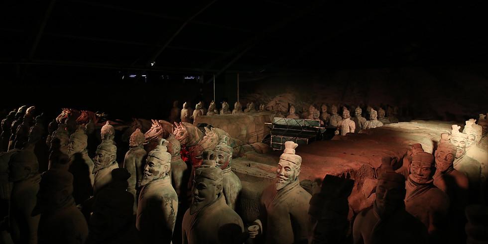 "La splendida mostra ""L'Esercito di Terracotta"" - Visita Guidata - 8 febbraio h10:30"